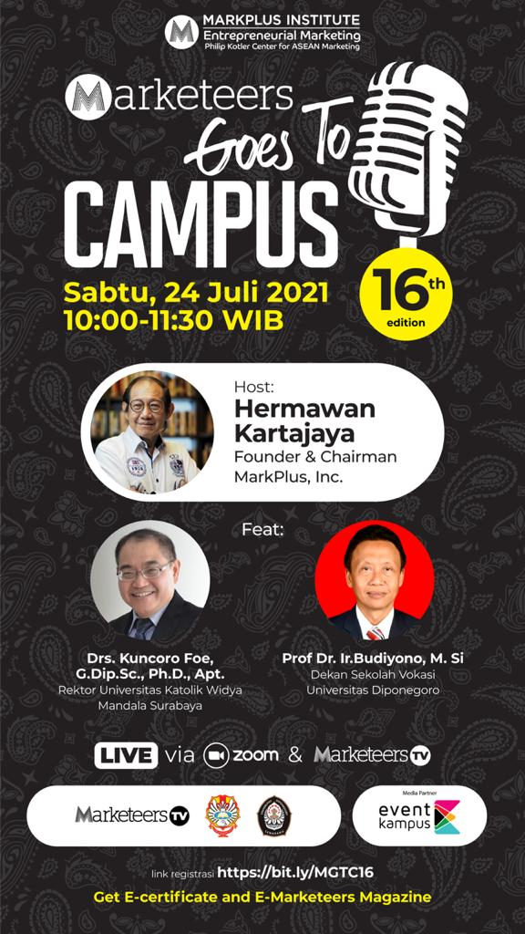 Marketeers Goes to Campus Episode 16